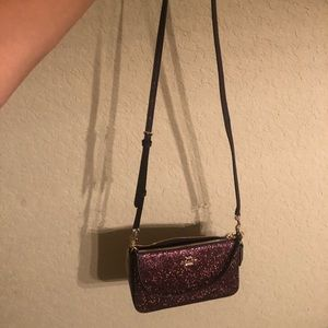 Coach Glitter Collection crossbody